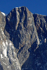 Grandes Jorasses, Pointe Whymper Home